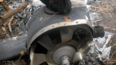 Identificaron a dos mexicanos muertos en accidente de avión en Cuba