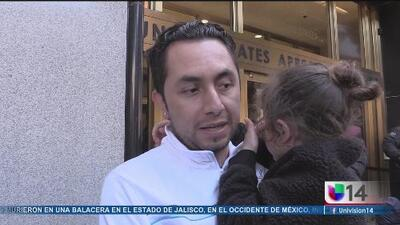 Liberan a inmigrante tras seis meses de ser detenido por ICE