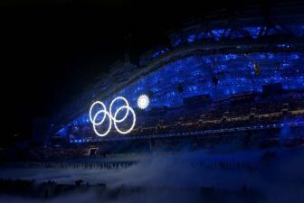 Inauguración XXII Juegos de Invierno Sochi