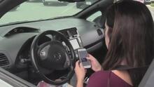 ¿Qué acciones se adelantan en Texas para evitar accidentes ocasionados por conductores distraídos?