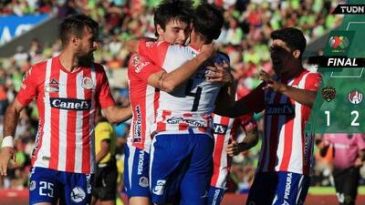 Bravos de Juárez 1-2 Atlético San Luis - Resumen y Goles - Jornada 13 - Liga MX