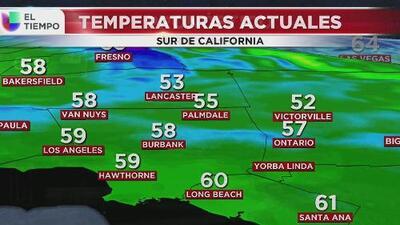 El sur de California tendrá buenas condiciones climáticas durante el fin de semana