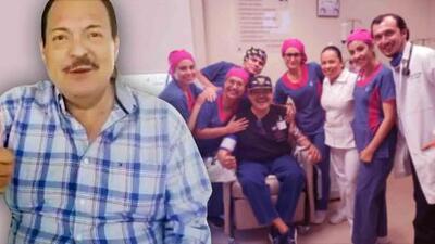Dos días después de desmentir su muerte, Julio Preciado hace un inesperado anuncio