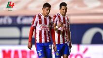 ¡No levantan! Chivas sin rumbo en el Guard1anes 2021