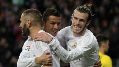 Real Madrid 4-0 Sevilla: La 'BBC' se reencontró y el Madrid mostró una mejoría