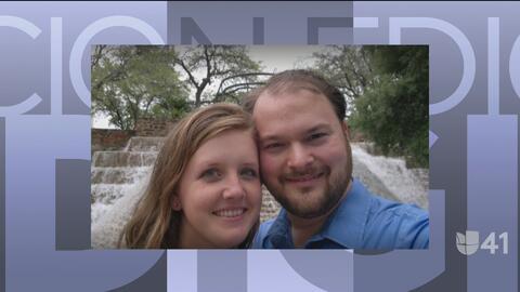 Publica emotivo mensaje tras perder a 8 familiares, incluida su esposa embarazada