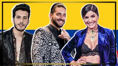 Maluma no es el único: estos son los más de 20 colombianos nominados a Latin GRAMMY