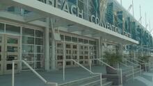 Centro de Convenciones de Long Beach, California, será habilitado para recibir a cientos de niños migrantes no acompañados