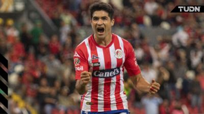 El '9' de Liga MX que puede reforzar al Atlético de Madrid