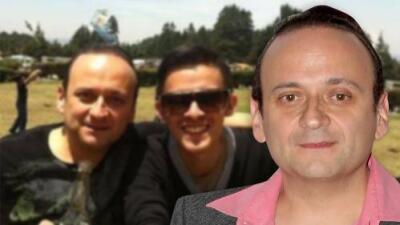 Lalo España, actor de Vecinos, recuerda que la muerte de su pareja lo motivó a aceptar su homosexualidad