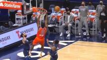 ¡Theo Maledon falla las canastas más increíbles de la NBA!