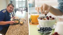 """""""Por lo menos me consienten"""": El Turky habla de lo que le preparan de desayuno y las ventajas de trabajar de casa"""