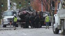 Robo de un auto en Atlanta culmina en un incendio y deja múltiples víctimas