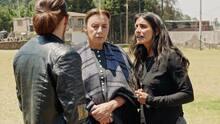 Rosario trató de convencer a Comino de que 'El Ángel' es un nuevo hombre