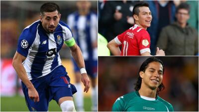 Mexicanos en Europa: clásico en Portugal, Chucky por más goles, Lainez por minutos y más