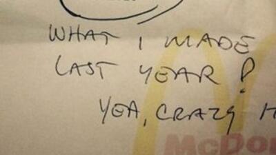 McDonald's Employee Gross income
