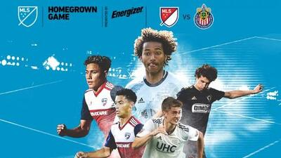 El Homegrown Game es la ventana al mundo para el joven talento de Major League Soccer