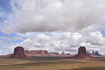 8 escenarios que ni te imaginabas que había en los parques nacionales de EEUU