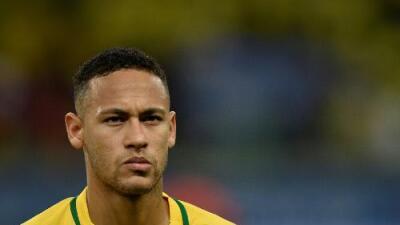 Neymar comanda la lista de convocados de Brasil para medirse a Uruguay y a Paraguay