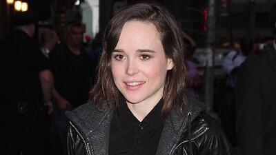 Ellen Page dice que está 'agradecida' de haber salido del clóset