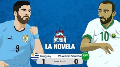 La Novela: Uruguay es el primer latino en octavos de final