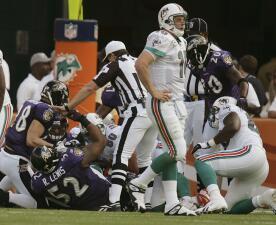 La última derrota en playoffs de los 32 equipos de la NFL