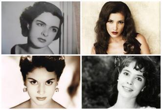 Las carreras de estas actrices se vieron enmarcadas por la tragedia