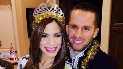 Viviana Ortiz muestra orgullosa su embarazo
