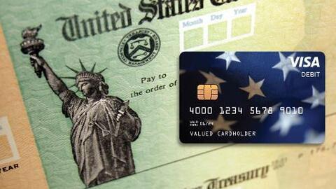 ¿No ha recibido su cheque de impacto económico? Tal vez reciba una tarjeta débito en su lugar