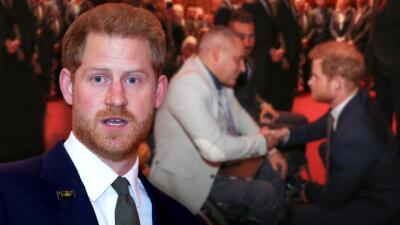 """El príncipe Harry desvela cuál ha sido """"uno de los mayores honores"""" de su vida"""