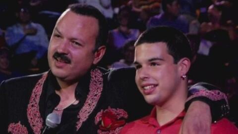 Pepe Aguilar nos platicó que tras la situación legal de su hijo, el pasado Día del Padre no la pasó como hubiese deseado