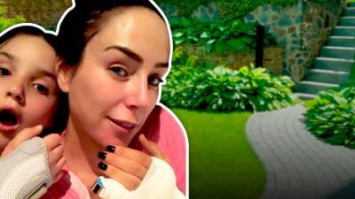 Inés Gómez Mont y su hija sufren accidentes el mismo día y terminan en el hospital