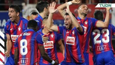 El Eibar remonta y le gana por segunda vez en su historia al Sevilla