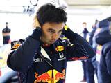 Sergio Pérez asombrado por el potencial del auto de Red Bull Racing