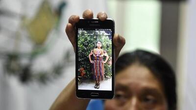 Guatemaltecos protestan en Los Ángeles por la muerte de su connacional a manos de un agente fronterizo