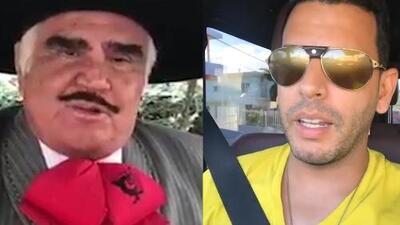"""""""En familia, con amor, con paz"""": de Tito el Bambino a Vicente Fernández, los mejores deseos para tu Navidad"""