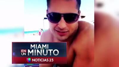'Miami en un Minuto': Arrestan a sospechoso relacionado con asesinato de un joven