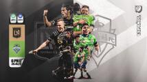 El domingo LAFC recibe a Seattle Sounders, su 'verdugo' en Playoffs