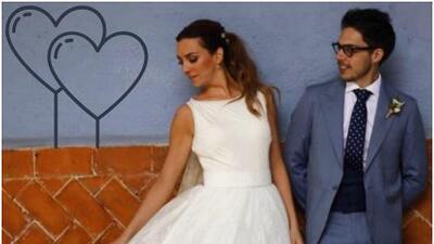 La hija de 'La Familia P. Luche' se casó en la vida real sin Eugenio Derbez