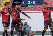 ¡Es real! Atlas está en puestos de Liguilla tras vencer a FC Juárez