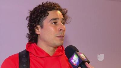 """'Memo' Ochoa habló en exclusiva sobre su llamado al Tri: """"Se vienen partidos muy buenos"""""""