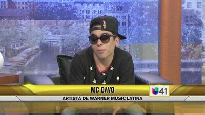 Mc Davo en Despierta San Antonio