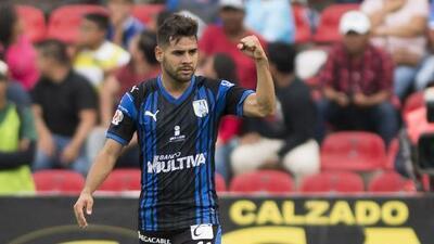 La victoria de Querétaro frente a Pumas le dejó un sabor agridulce a Daniel Villalva