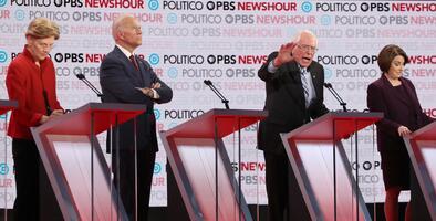 El juicio político a Trump choca con la campaña demócrata y perjudica a los candidatos que son senadores