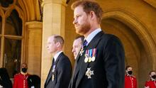 ¿Hubo reconciliación entre los príncipes William y Harry durante el funeral de su abuelo? Experta en realeza cree que sí
