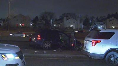 Tiroteo en una autopista de Illinois deja tres personas heridas, dos de ellas son menores de edad