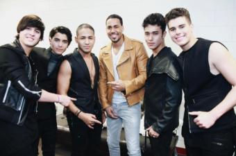 Todos estos famosos quieren un 'reggaeton lento' con CNCO