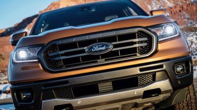 Esta es la nueva Ford Ranger en imágenes