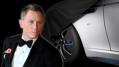 Confirmado: El nuevo carro de James Bond será eléctrico