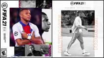 Kylian Mbappé es elegido para la portada de FIFA 21